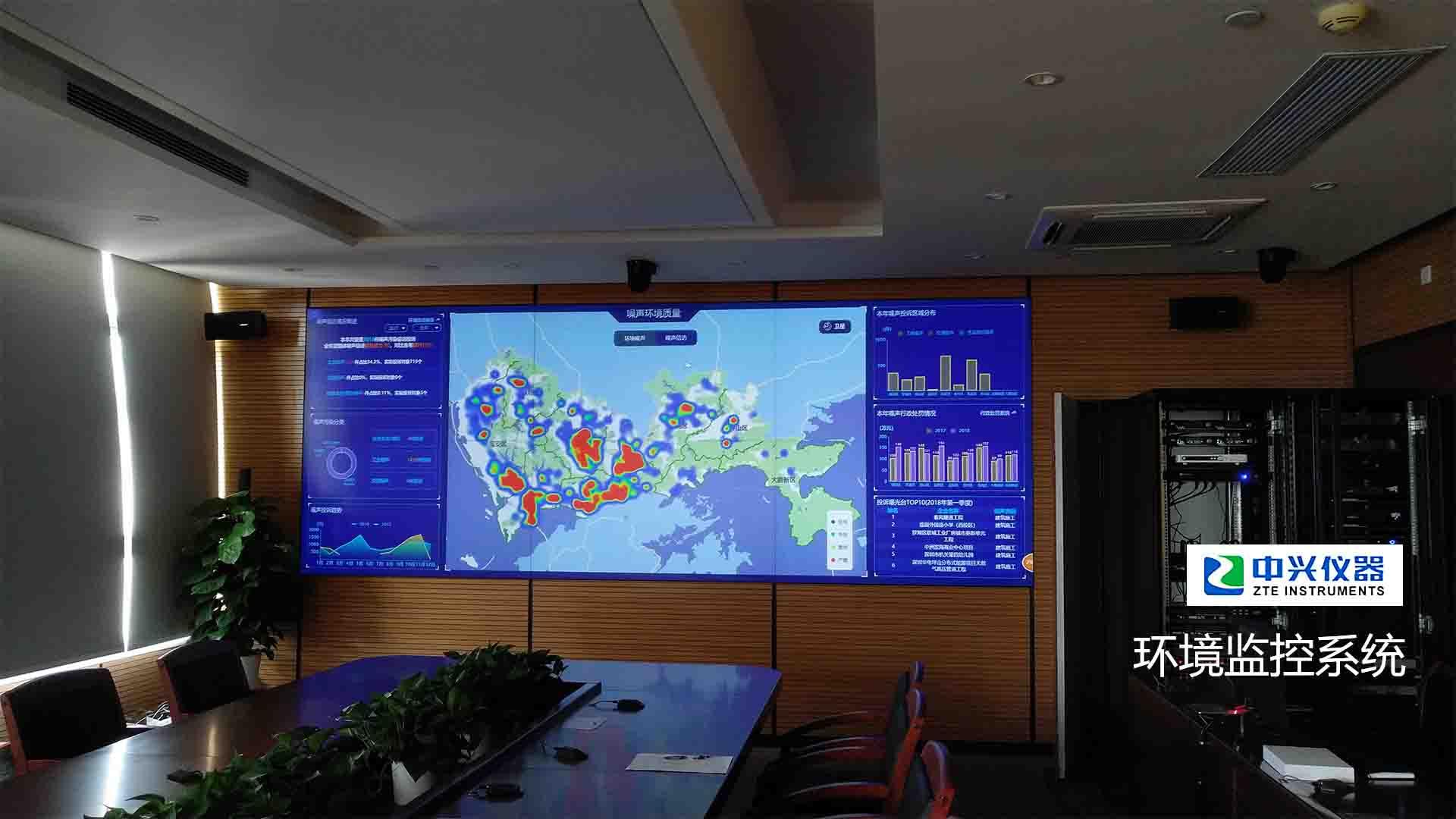 中兴仪器-环境监控系统